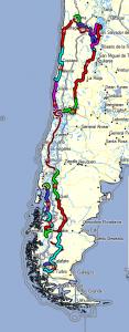Argentinien Chile gesamt 2013