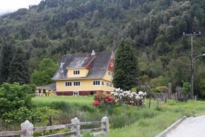 Casa Ludewig, Puyuhuapi, Chile