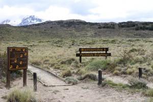 Península Belgrano, Parque Nacional Perito Moreno. Santa Cruz, Patagonia Argentina