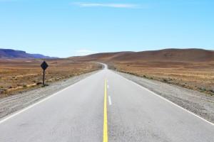 RN 40, Südlicher Abschnitt, Argentinien