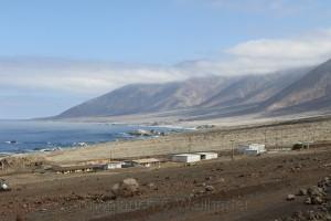 Küstenbereich der Atacamawüste, Chile