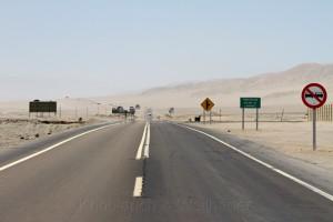 RN 5 Atacamawüste, Chile
