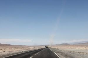 RN 25 Atacamawüste, Chile