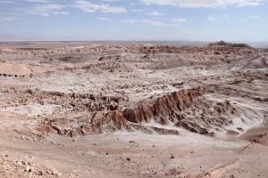 Salpeterwüste, Atacamawüste Chile