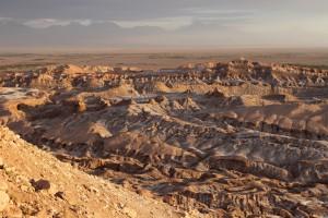 Valle de la Luna, Atacamawüste, San Pedro de Atacama, Chile