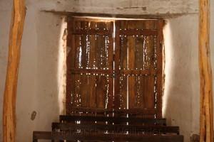 Kirchentür, Kolonialkirche, Chiu Chiu, Antofagasta, Acatamawüste, Chile