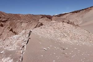 Valle de la muerte, San Pedro de Ataca, Atacamawüste, Chile
