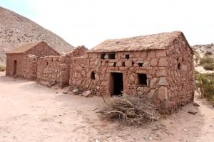 verlassene (?) Häuser an der RN 52, Antofagasta, Argentinien