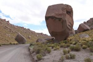 An der RN40, Antofagasta, Argentinien