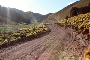RN40, Antofagasta, Argentinien