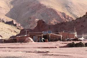 Anwesen mit Solarenergieversorgung an der RN 40, Antofagasta, Argentinien