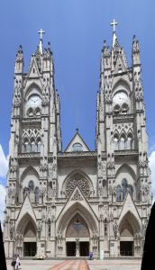 Kathedrale von Quito