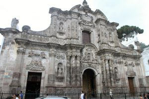 Iglesia de la Compañía , Quito