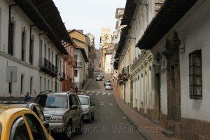 Altstadt von Quito, Ecuador