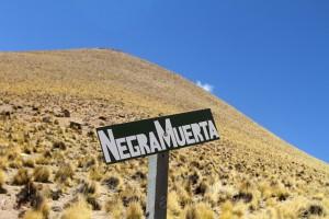 Negra Muerte, RN 40, Provinz Salta, Argentinien