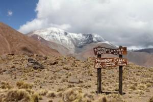 Abra de Acay, Regionalpark Los Andes, RN 40, Provinz Salta, Argentinien