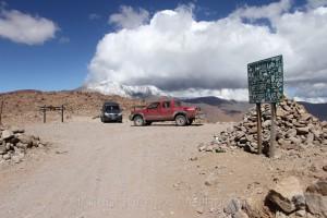 Abra del Acay, höchste Straße des amerikanischen Kontinents, RN 40, Argentinien