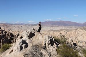 Valles Calchaquíes, RN 40, Argentinien, Birgit Knoblauch