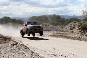 RN 40, nördlich von Cafayate, Argentinien