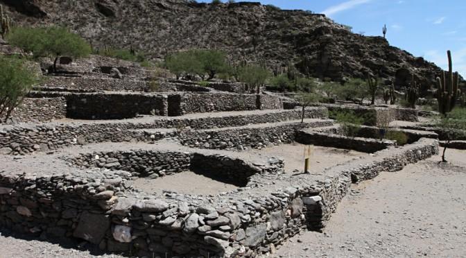 Ruinen von Quilmes, Zeugen des Genozids in Argentinien