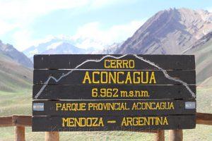 Regionalpark Aconcagua, Provinz Mendoza, Argentinien