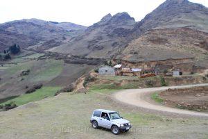 Provinz Chimborazo, Ecuador