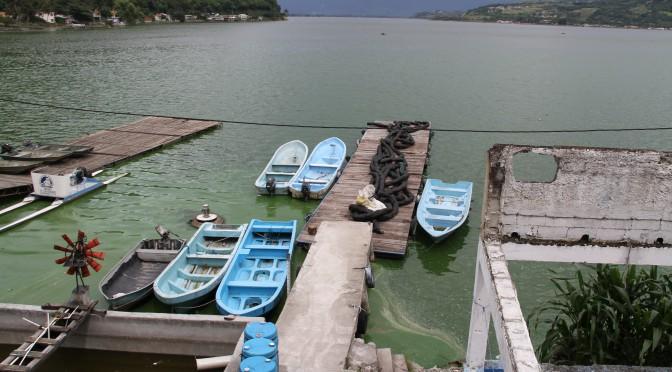 Der Skandal um den Amatitlán See