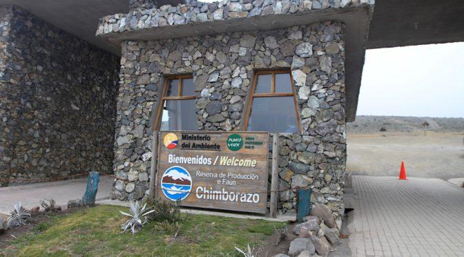 Der Gipfel des Chimborazo – die weiteste Entfernung zum Erdmittelpunkt